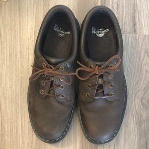 Dr. Martens Leather Shoes
